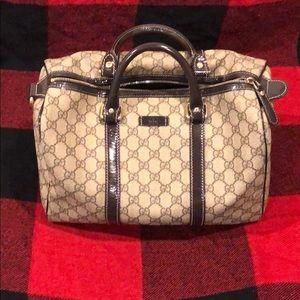 Gucci Boston Bag , Vintage !